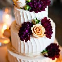 Three tier Buttercream Cake