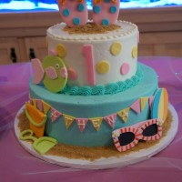 Beach 1st Birthday