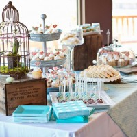 A Baby Shower Perfect for Your Little Birdy