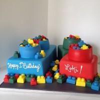 Mega Block Birthday