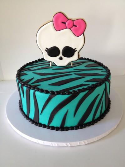 Monster's High Birthday
