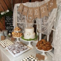 Summer Country Wedding
