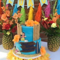 Hawaiian Birthday