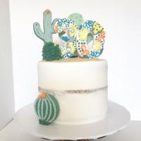 Succulent Birthday
