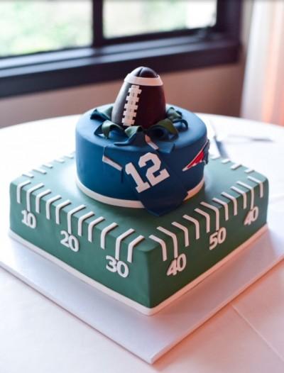 Patriots Cake